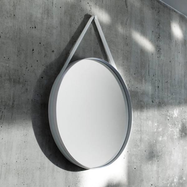 Strap Mirror Grey 70 cm HAY
