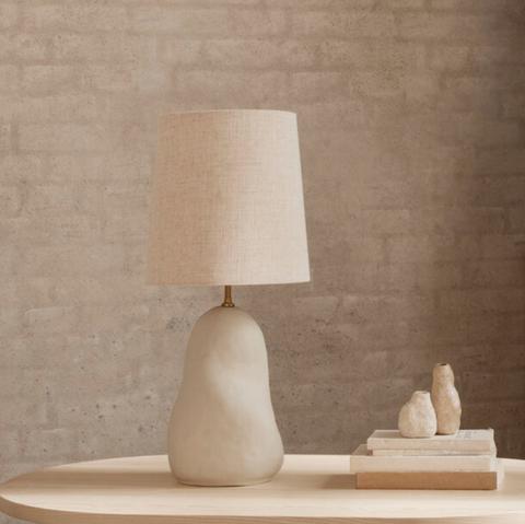 Bilde av Hebe Lamp Medium, Off-White /