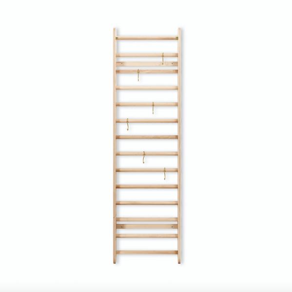 Locus Ladder, Mater