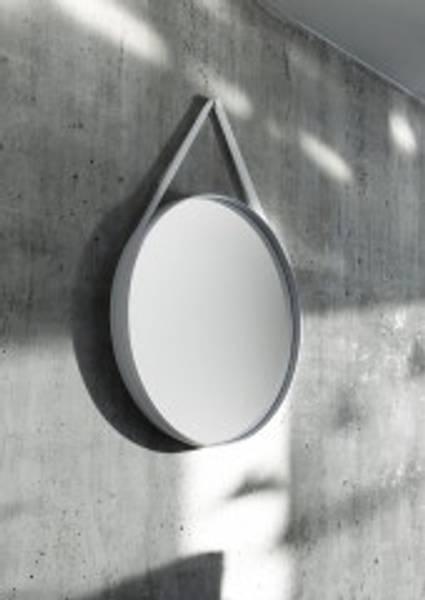 Strap Mirror Anthracite 70 cm HAY