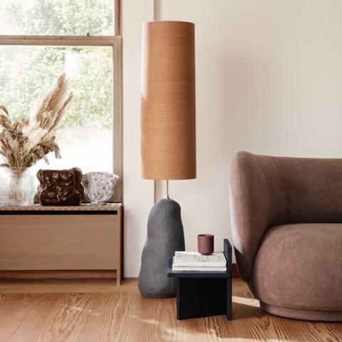 Bilde av Hebe Lamp Large, Black /