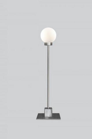 Bilde av Snowball Bordlampe steel