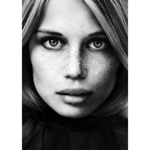 Bilde av Poster Woman Face