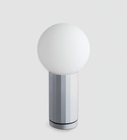 Bilde av Turn On Lampe aluminium Hay